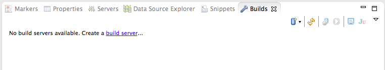 Vue Builds dans Eclipse.